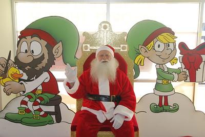 Ballantyne Village Santa & Kids Day Saturday December 13, 2014