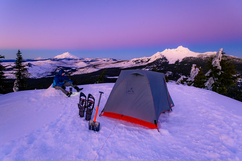 How to Prepare for Winter Backcountry Photo Expeditions