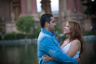 Maria+Noel Engagement Session