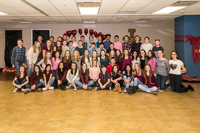 SJA Valentine's Dance (Feb 2017)