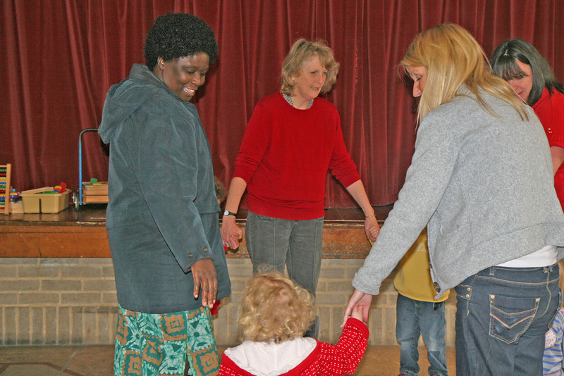 Visit to Mother and Toddler Group