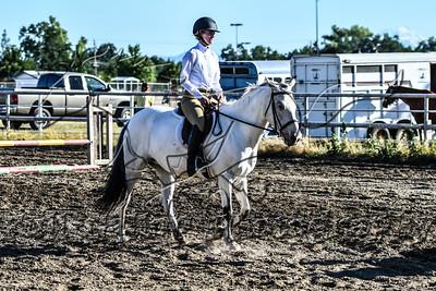 2019 Shasta District Fair Horse Jumping