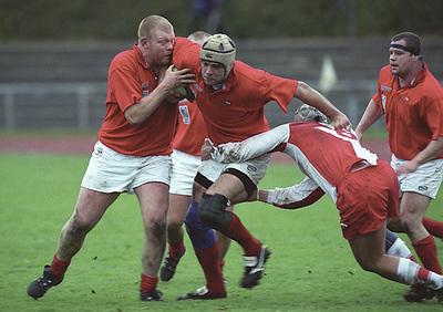 Denmark 2001 misc games