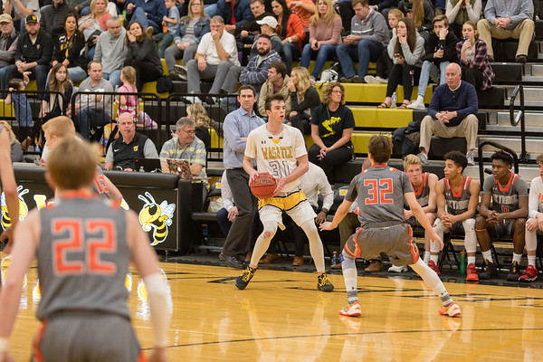2018 Wastch Basket Ball vs. Skyridge