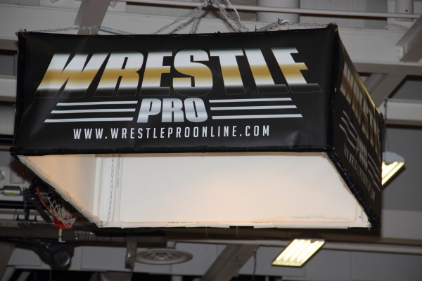2017-10-13: WrestlePro: Blood, Sweat and Barbed Wire @ Rahway, NJ
