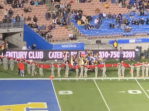 2019.11.02 UCLA football game vs Colorado