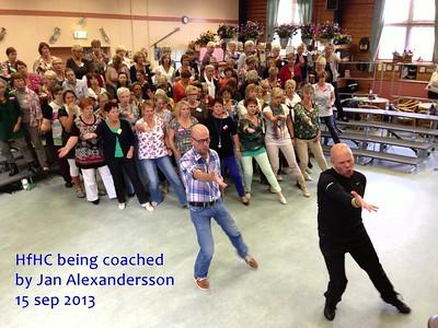 2013-0915 HfHc rehearsal & coaching by Jan