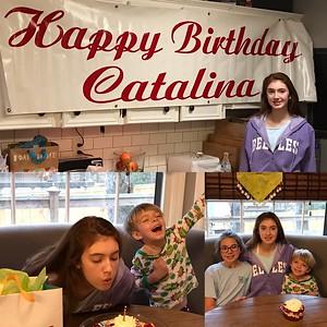 Catalina's Birthday