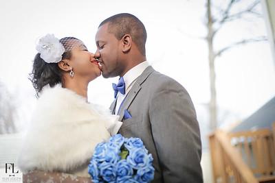 L+ C Wedding