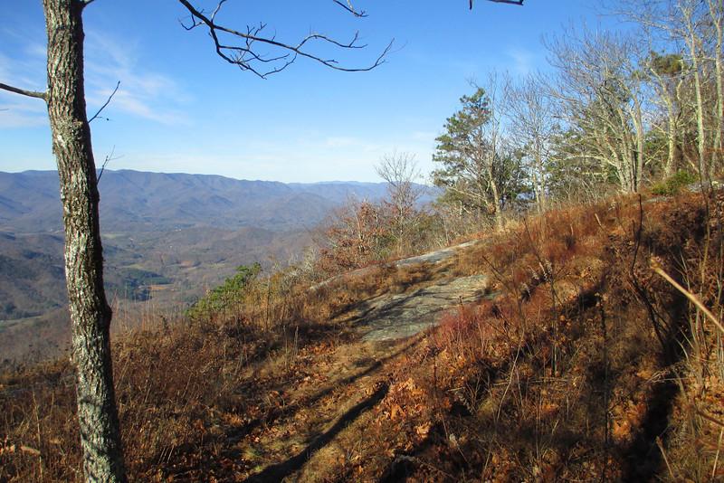Jones Knob Spur Trail