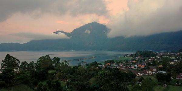 Бали. Озеро Батур. Фотоколлекция - Валерий Гаркалн