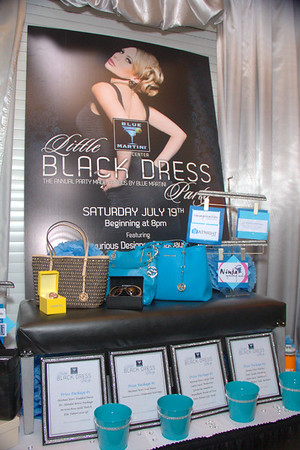 Little Black Dress Party Boca Blue Martini July 19 2014