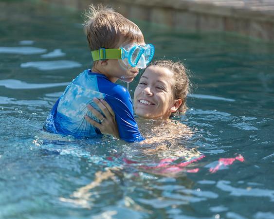Swim Day For Sam Medina