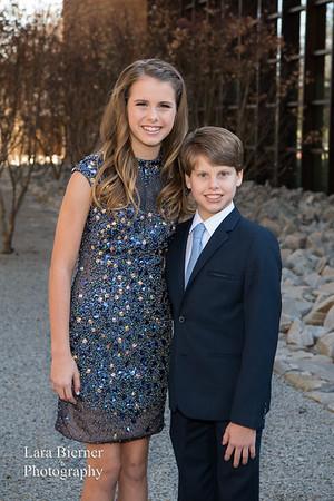 Jake and Gracie B'nai Mitzvah