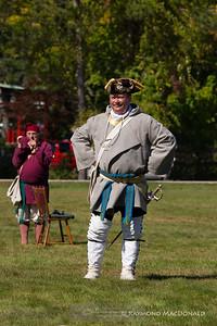 Battle of Lake George_Re-enactment
