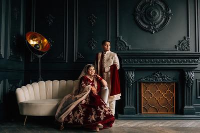 Meherin & Udoy Wedding