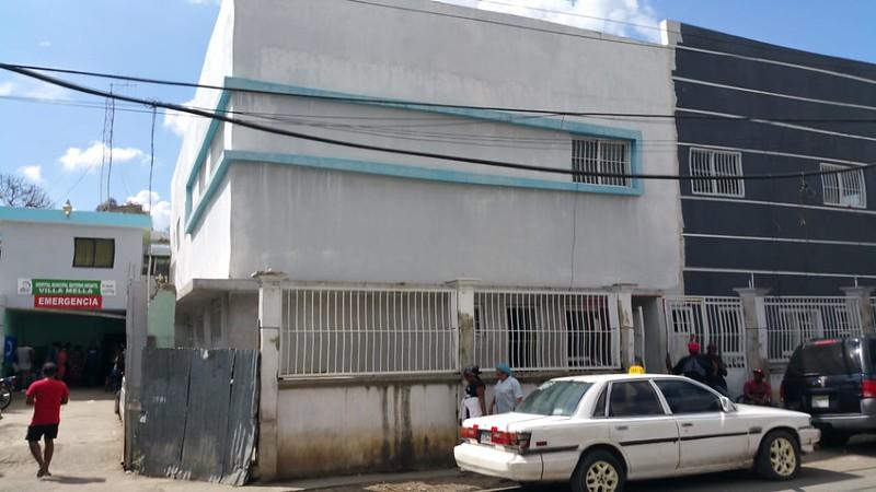 Hospital Municipal Materno Infantil Villa Mella