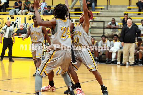 Basketball vs Maumelle Jr High 12-14-2015
