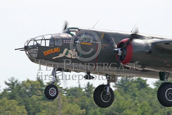 "B-25J Mitchell ""Tondelayo"""