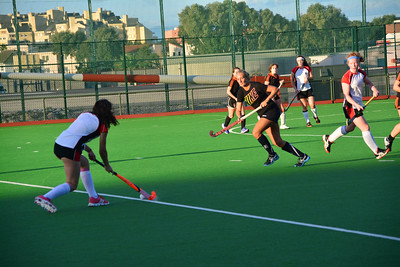 Hockey Eagles get some international match experience