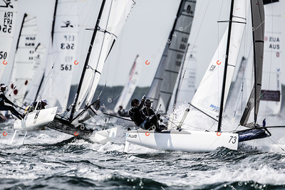 2015 F18 Sailing World Championship