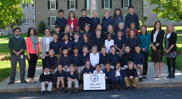 Lower School Class Photos 2016-2017