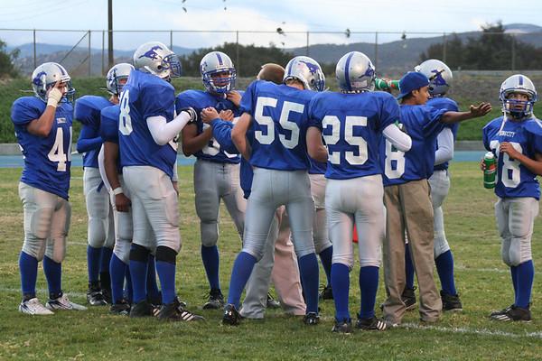 KCHS vs Greenfield 10/12/07