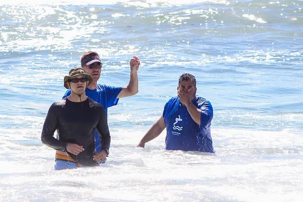 Beach Baptism 2016