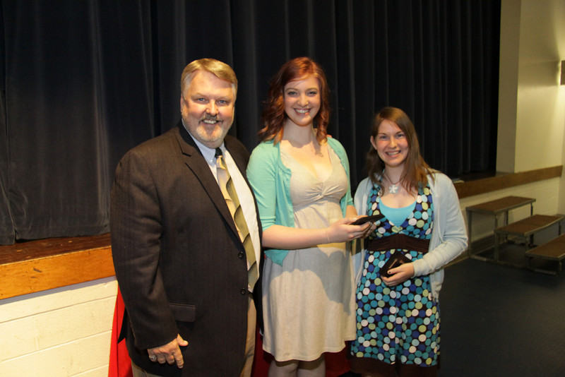 Awards Night 2012 - Robert Shaw Choral Award