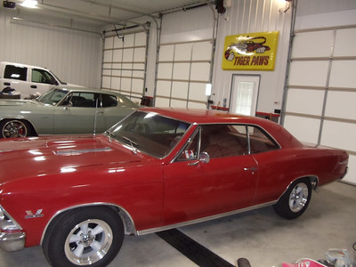1966 Red SS-396