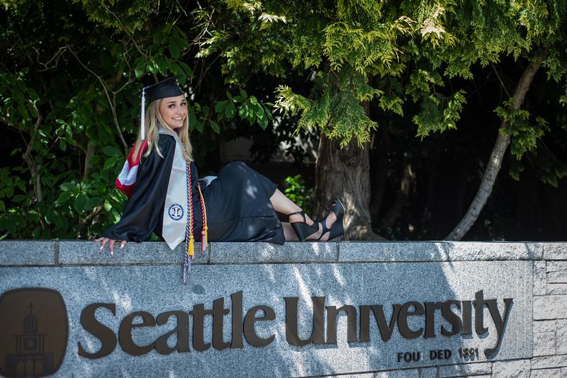 Kristi graduation