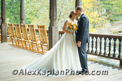 Wedding at Mohonk Mountain House in New Paltz, NY