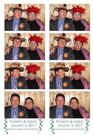 Nancy and Greg 8.4.17
