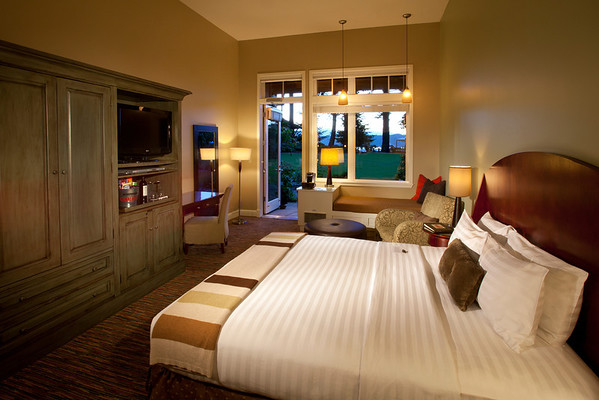 Alderbrook Guest Rooms and Cottages