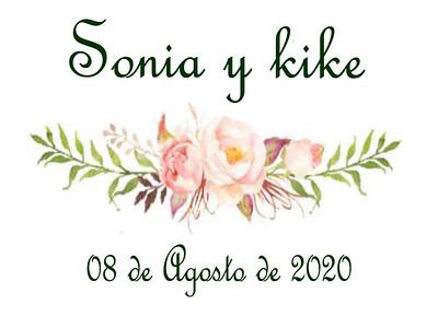 Sonia y Kike
