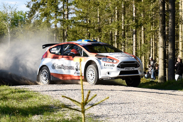 South Swedish Rally 15-16 maj 2015 i Karlskrona