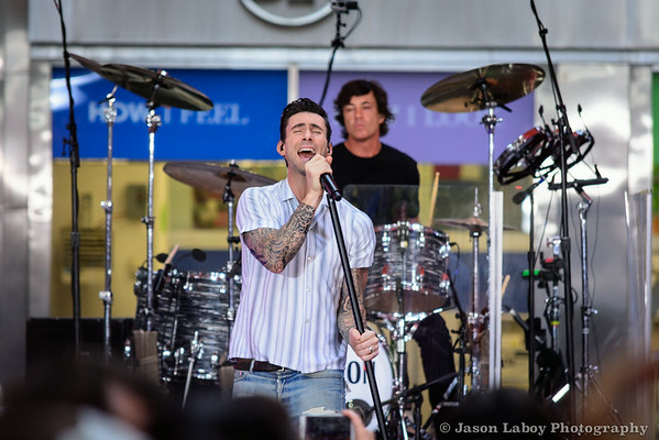 Maroon 5 Today Show Concert