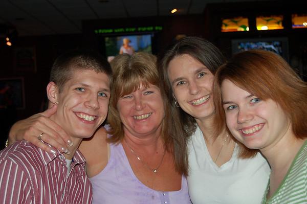 Mom Nienow's 50th B-Day 2008