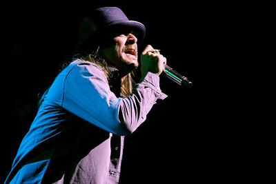 New York, NY - November 19:  Kid Rock performs at the Beacon Theatre, New York, USA.