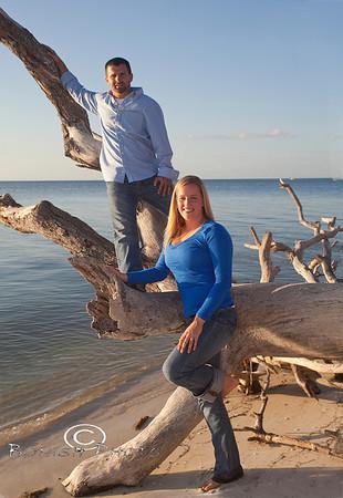 Josh & Whitney Engagement Photos