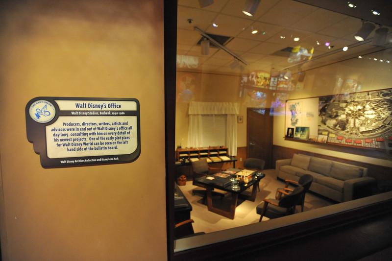 Walt Disney: One man's dream