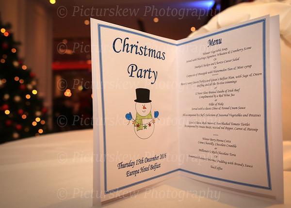 RVH ED Christmas Party 2016