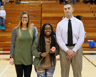 Eastbrook Senior Honors  1-24-19