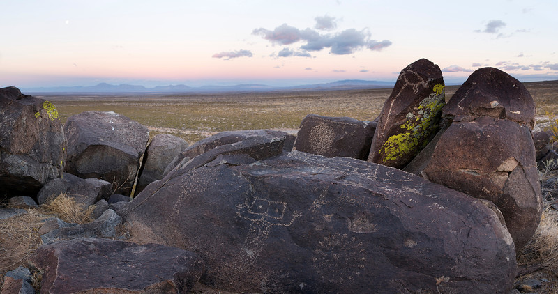 Three River's Petroglyph #2