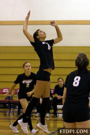 2008.10.15 - vs Cascade Christian (JV)