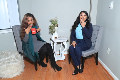 2020-03-02 - Sheen Magazine interview Photos of Mo Quick & Britni The Brand