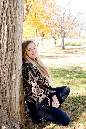 Tascosa High Senior 2014 Lindsey
