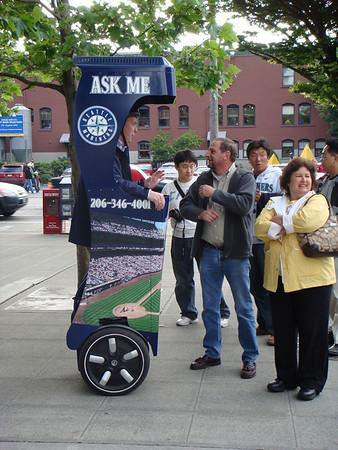 Mariners Game June 5 2007