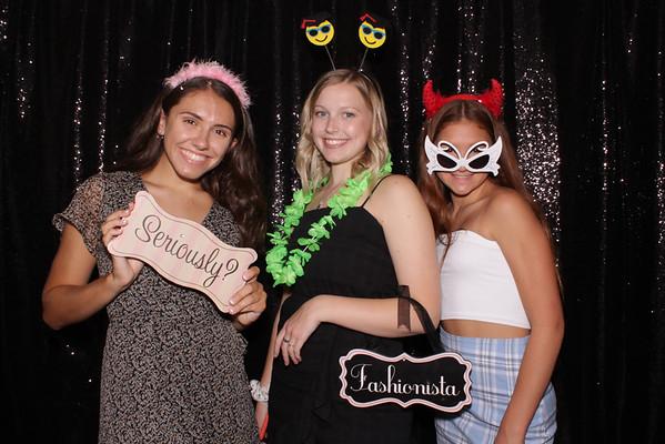 Molly's Grad Party