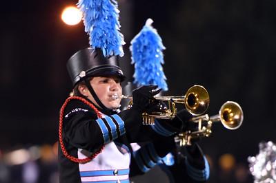 Marching Band vs. Riverside (9/16/2016)